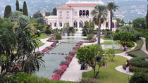 5-Hour Private Ephrussi Villa and Kérylos Greek Villa Tour from Nice, Nice, Private Sightseeing ...