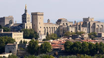 Full Day Avignon Private Tour of Pope's Palace and Chateauneuf du Pape from Nice, Nice, Ports of ...
