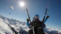 Davos Paragliding For 2 Passengers - Together In The Air! (Pictures Included), Davos