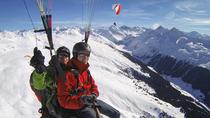 Davos Paragliding Tandem Flight in Swiss Alps, Davos, Paragliding