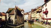 Private Tour: Perouges and Annecy Day Trip from Lyon, Lyon, Private Sightseeing Tours
