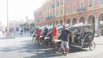 Visite de Nice en pousse-pousse, Nice, Bike & Mountain Bike Tours