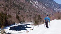 Nordic Backcountry Skiing Tour in Parc national de la Jacques-Cartier, Quebec City, 4WD, ATV & ...