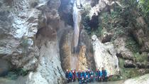 Guided Canyoning in Granada: Lentegi Canyon, Granada, Climbing