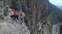 Vía Ferrata Los Vados in Granada, Granada, Climbing