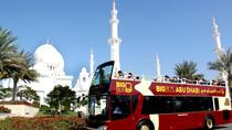 Big Bus Abu Dhabi Hop-On Hop-Off Tour Including Yas Island and Sky Tower, Abu Dhabi, Hop-on Hop-off...