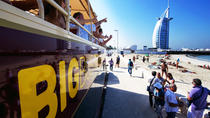 Tour Big Bus Hop-On Hop-Off di Dubai, Dubai, Hop-on Hop-off Tours