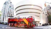 3-daagse kaart voor hop-on hop-off bustour en attracties in New York City, New York City, Hop-on ...