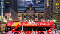 CitySightseeing stadsbusrondleiding, New York City, Hop-on Hop-off tours