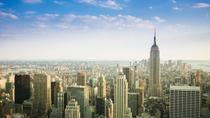 Halfdaagse rondleiding door New York City met Franse gids, New York City, Tours met bus en minivan