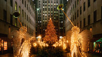 Kveldssightseeing i New York ved juletider, New York City, Christmas