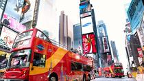 New York City Hop-on Hop-Off Tour including One World Observatory Admission, New York City, Bus & ...