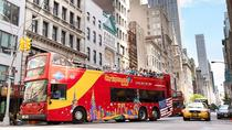 New York Hop-on-Hop-off-Downtown-Tour mit Top of the Rock und MoMA, New York City, Hop-on ...