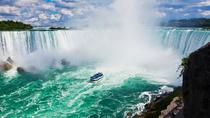 Niagara Falls Day Trip from New York by Air, New York City