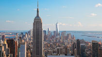 Sightseeingtour met gids door New York in een dubbeldekker, New York City, Bus & Minivan Tours