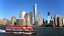 Tour door downtown New York, New York City, Hopp-på-hopp-av-turer