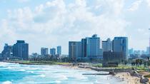 Arrival or Departure Shuttle Transfer Service: Ben Gurion Airport to Tel Aviv, Tel Aviv, Airport &...