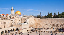 Dead Sea Jerusalem and Bethlehem Tour from Eilat, Eilat, Day Trips