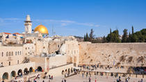 Jerusalem, Dead Sea, and Bethlehem from Tel Aviv, Tel Aviv, Day Trips
