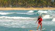 Surfing Lessons from Punta Cana at Uvero Alto, Punta Cana, Surfing Lessons
