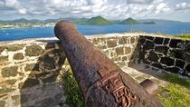 Pigeon Island Beach and Fort Rodney Tour, St Lucia, Half-day Tours