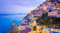 Semi Private Pompeii, Positano & Amalfi Coast Tour with Lunch Included, Rome, null