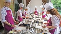 Half-Day Small Group Sichuan Cuisine Museum Tour with Cooking Class, Chengdu