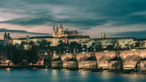 Jewish Quarter and Prague Castle at Night, Prague, Night Tours