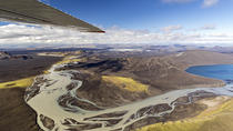 75-Minute Ultimate Sightseeing Flight from Skaftafell: Landmannalaugar, Vatnajökull Glacier ...