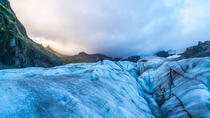 Skaftafell Day Trip by Sightseeing Plane with Glacier Hike and Glacier Lagoon from Reykjavik, ...