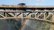 Bungee Jump, Bridge Swing or Zipline from the Victoria Falls Bridge, Victoria Falls, Adrenaline & ...