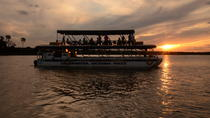 Sunset Cruises on the Zambezi River from Victoria Falls, Chutes Victoria