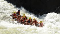 Whitewater Rafting on the Zambezi River from Victoria Falls, Victoriafallene