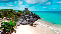 4X1 (4TOURS FOR 1 PRICE) TULUM, COBÁ, CENOTE SWIM AND PLAYA DEL CARMEN, Cancun, Cultural Tours