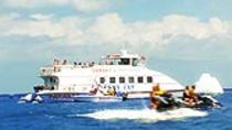 Key West Shore Excursion: Watersports Partyboat, Key West, null
