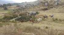 Half Day Horseback Riding Tour to Inca Ruins from Cusco, Cusco, Private Sightseeing Tours