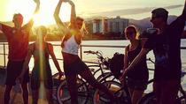Cairns City Sunset Bike Tour, Cairns en het tropische noorden