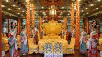 Beijing Imperial Dining Experience at Bai Jia Da Yuan Restaurant with Houhai Lake Bar Tour,...