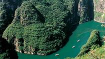 Longqingxia Gorge Cruise and Guyaju Cave Dwellings Private Day Tour, Beijing