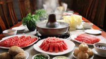 Mongolian Hot Pot Dinner Followed by Houhai Lake Visit and Foot Massage, Beijing
