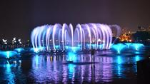 Nanchang Autumn Water Square Music Fountain Night Show with Local Food Dinner, Nanchang, Night Tours