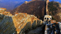 Private Day Tour: Unrestored Great Wall Jiankou to Mutianyu Hiking Tour, Beijing, Hiking & Camping