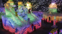 Private Tour: Ice Lantern Festival and Badaling Great Wall, Beijing, Private Sightseeing Tours