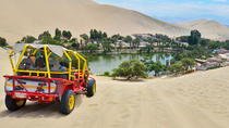 Paracas and Huacachina from Lima with Ballestas Islands and Sand Boarding, Lima, Day Trips