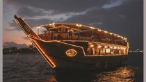 Crociera con cena a bordo di un dhow sul Dubai Creek, Dubai, Dinner Cruises