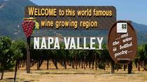 Napa Valley Small Group Wine Tour, Napa & Sonoma, Wine Tasting & Winery Tours