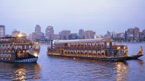 River Nile Dinner Cruise on Nile Pharaohs From Cairo, Cairo, Dinner Cruises