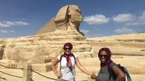 Tour to the Egypt's legendary Pyramids, Step Pyramid of Djoser, Ancient City of Memphis, Giza, Day ...