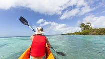 Snorkel and Kayak Adventure in Antigua, St John's