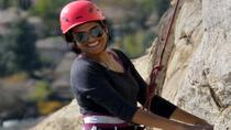 Half-Day Rock Climbing Adventure in Joshua Tree National Park, Palm Springs, Climbing